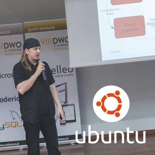 Ubuntu Touch Talk